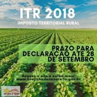 Atenção produtores rurais! ⚠